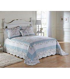 MaryJane's Home Foulard Flower Bedspread