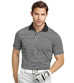 Izod® Men's Feeder Striped Golf Polo