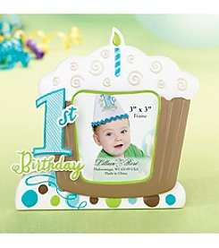 Lillian Rose® 1st Birthday Blue Frame