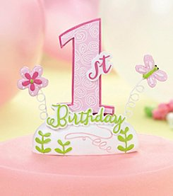 Lillian Rose® 1st Birthday Cake Top