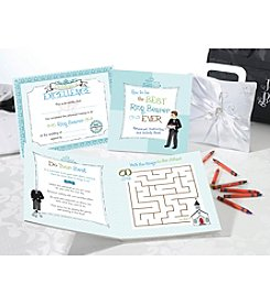Lillian Rose® Ring Bearer Activity Book