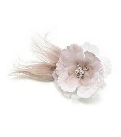 Lillian Rose® Burlap Hair Clip and Decoration