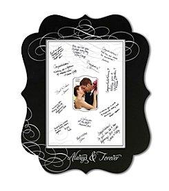 Lillian Rose® Chalkboard Signing Frame