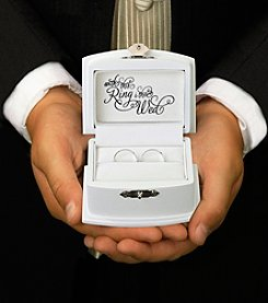 Lillian Rose® Ring Bearer Box