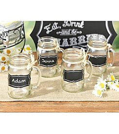 Lillian Rose® Set of 20 Chalkboard Glass Clings