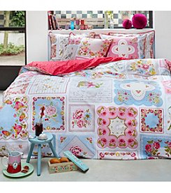 Pip Studio Vintage Hankies White Duvet Collection