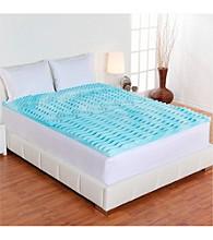 "Authentic Comfort® Comfort Rx™ 2"" Orthopedic Gel Foam Mattress Topper"