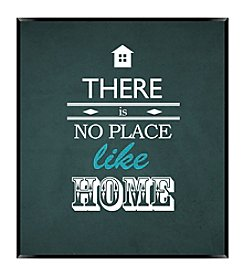 There is No Place Like Home Framed Art