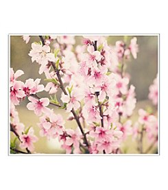 Pink Flowers I Wall Art