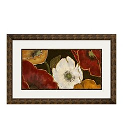 Beautiful Poppies I Framed Graphic