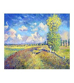 Summer Fields Canvas Art