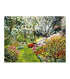 Forest Spring Vision Canvas Art