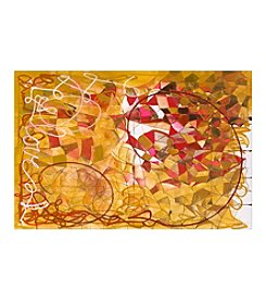 Secret Abstraction Canvas Art