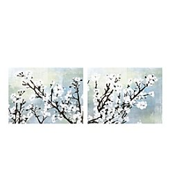 Cherry Blossoms Canvas Art