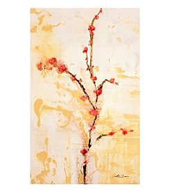 Cherries N Cream Canvas Art