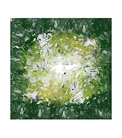 Abstract Whirlpool II Canvas Art