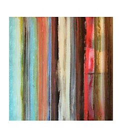 Contemporary Stripes I Canvas Art