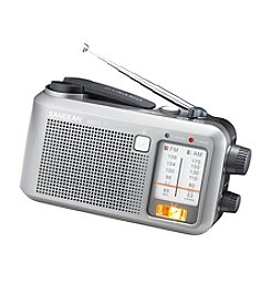 Sangean AM/FM Multi-Powered Water Resistant Emergency Radio