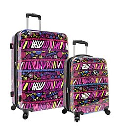 Traveler's Choice® Bohemian Luggage Collection