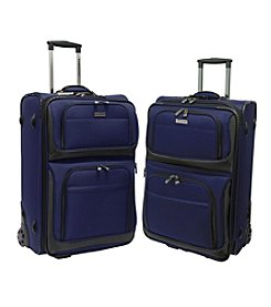 Traveler's Choice® Conventional II Rugged Luggage Collection