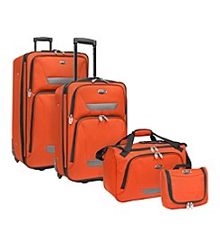 U.S. Traveler® Westport 4-pc. Luggage Set