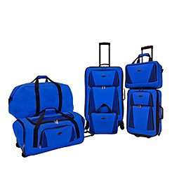 U.S. Traveler® Bradford 5-pc. Luggage Set