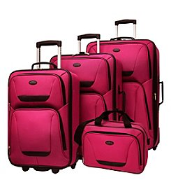 U.S. Traveler® Lightweight  4-pc. Luggage Set
