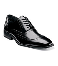 "Stacy Adams® Men's ""Wardell"" Wing-tip Oxfords"