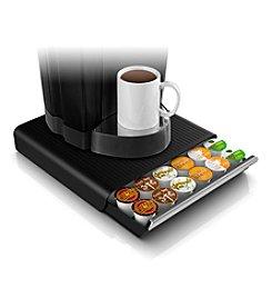 Mind Reader 36-Cup Black Coffee Pod Drawer