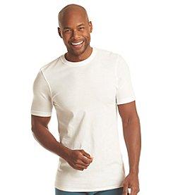 Jockey® Men's White 6-Pack Classic Crewneck Tee