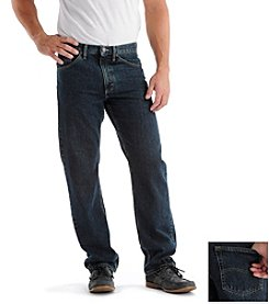 Lee® Men's Quartz Stone Blue Straight-Fit Jeans