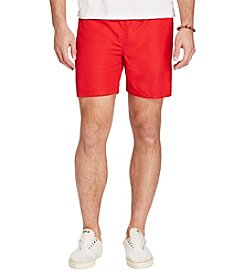 Polo Ralph Lauren® Men's Hawaiian Solid Swim Boxer
