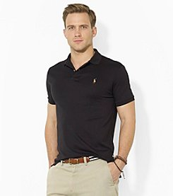 Polo Ralph Lauren® Men's Short Sleeve 'Soft-Touch' Polo Shirt