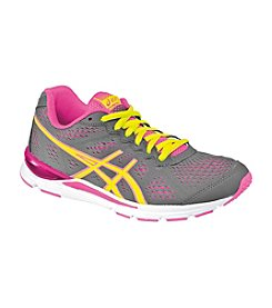 """ASICS® """"GEL-Storm 2"""" Athletic Shoes - Stormy/Flash Yellow/Pink"""