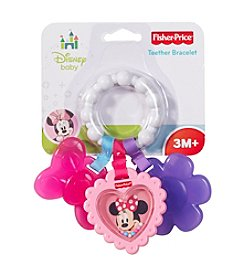 Fisher-Price® Minnie Mouse Teether Bracelet
