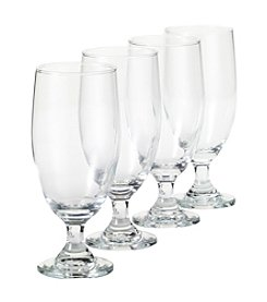 LivingQuarters Set of 4 Beverage Goblets