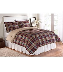 Tommy Hilfiger® Middlebury Plaid Comforter Set