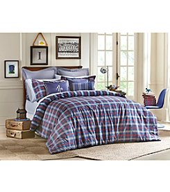 Tommy Hilfiger® Boston Plaid Comforter Set