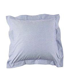 Tommy Hilfiger® Modern Sands Chambray Blue Euro Sham