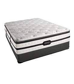 Beautyrest® Black® Evie Luxury Firm Pillow-Top Mattress & Box Spring Set