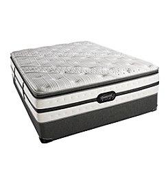 Beautyrest Black Evie Luxury Firm Pillow-Top Mattress & Box Spring Set