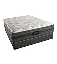 Beautyrest Black Hope Plush Mattress & Box Spring Set