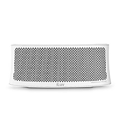 iLuv® Wavecast Portable Stereo Bluetooth Speaker