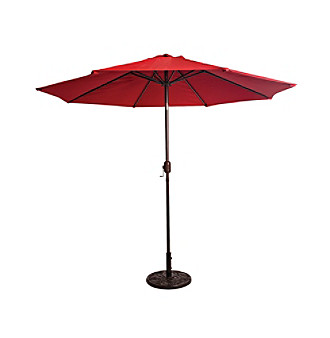 Mission Gallery 9' Patio Umbrella