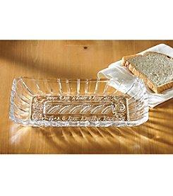 Crystal Clear® Alexandria Bread Tray