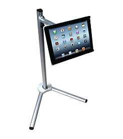CTA Digital iPad® Height-Adjustable Boom Floor Stand