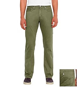 Levi's® Men's Burnt Olive 514™ Straight Fit Jeans