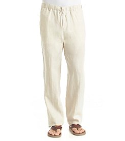 Tommy Bahama® Men's Natural 'Linen on the Beach' East Fit Pants