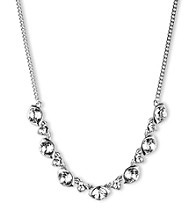 Givenchy® Crystal Frontal Necklace