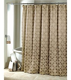 Avanti® Galaxy Gold Shower Curtain